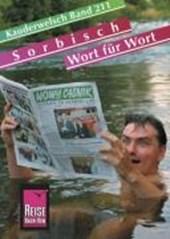 Kauderwelsch Sprachführer Sorbisch - Wort für Wort