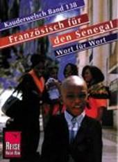 Französisch für den Senegal. Wort für Wort. Kauderwelsch