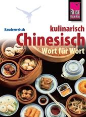 Kauderwelsch Sprachführer Chinesisch kulinarisch Wort für Wort