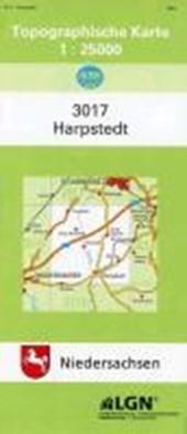 Harpstedt 1 : 25 000. (TK 3017/N)