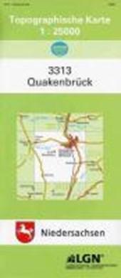 Quakenbrück 1 : 25 000. (TK 3313/N)