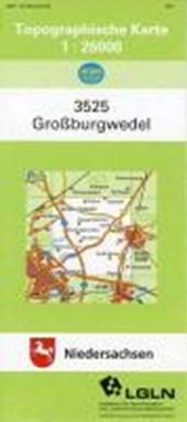 Großburgwedel 1 : 25 000. (TK 3525/N)