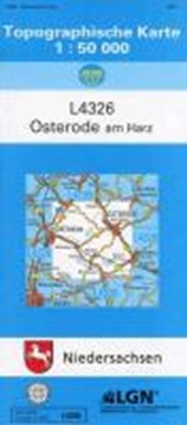 Osterode am Harz. (TK 4326/N)