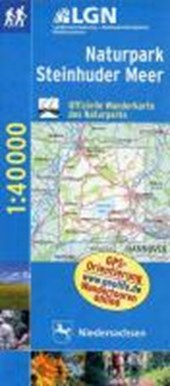 Naturpark Steinhuder Meer 1 : 40 000. Freizeitkarte