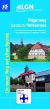Wanderführer Pilgerweg 1 : 50 000. Mit amtlichen Karten
