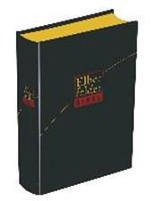 Elberfelder Bibel 2006 - Standardausgabe Leder Goldschnitt