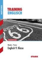 Training Grundwissen Hauptschule Englisch. 9. Klasse