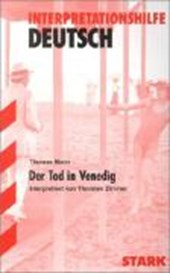 Der Tod in Venedig. Interpretationen Deutsch | Thomas Mann |