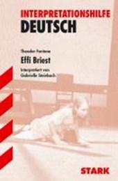 Effi Briest. Interpretationshilfe Deutsch