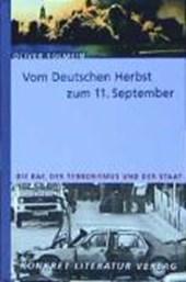 Vom deutschen Herbst zum 11. September