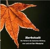 Der Herbst in der deutschen Dichtung