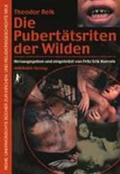 Die Pubertätsriten der Wilden