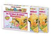 LiederBuchCD. Im Kribbel-Krabbel-Mäusehaus. CD und Buch