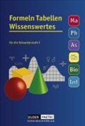 Formelsammlung 5.-10. Schuljahr Tabellen Wissenswertes