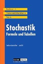 Stochastik. Formeln und Tabellen. Sekundarstufen I und II. RSR
