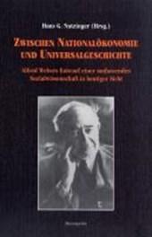 Zwischen Nationalökonomie und Universalgeschichte