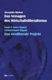 Das Versagen des Wirtschaftsliberalismus / Das neoliberale Projekt