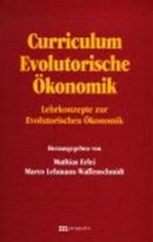Curriculum Evolutorische Ökonomik