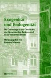 Exogenität und Endogenität / Exogeneity and Endogeneity