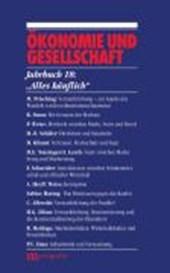 Jahrbuch Ökonomie und Gesellschaft 18.' Alles käuflich.'