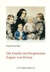 Die Familie des Hauptmanns August von Donop