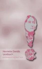 Henriette Davidis Lesebuch