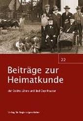 Beiträge zur Heimatkunde der Städte Löhne und Bad Oeynhausen Heft