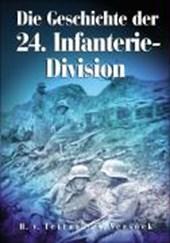 Die Geschichte der 24. Infanterie-Division 1935 -