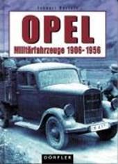 Opel Militärfahrzeuge 1906 -