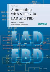 Automating with STEP 7 in LAD and FBD