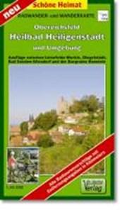 Obereichsfeld, Heilbad Heiligenstadt und Umgebung 1 : 35 000. Radwander- und Wanderkarte