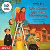 Wir Kinder aus dem Möwenweg. 2 CDs
