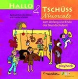 Hallo & Tschüss Musicals. Playback-CD | Rita Mölders |