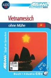 ASSiMiL Vietnamesisch ohne Mühe. Lehrbuch (Niveau A1 - B1) + 4 Audio-CDs