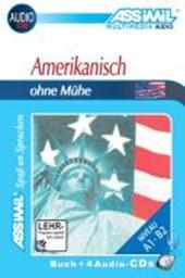 Assimil. Amerikanisch ohne Mühe. Multimedia-Classic. Lehrbuch und 4 Audio-CDs