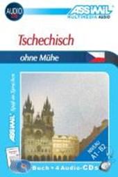 Assimil. Tschechisch ohne Mühe. Multimedia-Classic. Lehrbuch und 4 Audio-CDs