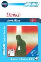 Assimil. Dänisch ohne Mühe. Multimedia-Classic. Lehrbuch und 4 Audio-CDs