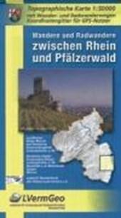 Wandern und Radwandern zwischen Rhein und Pfälzerwald 1 :