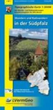 Wandern und Radwandern in der Südpfalz 1 :