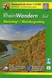 RheinWandern Süd 1 : 25 000