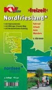 Nordfriesland mit Sylt, Amrum, Föhr und Halligen 1 :
