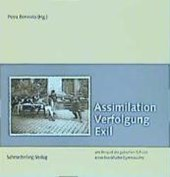Assimilation Verfolgung Exil