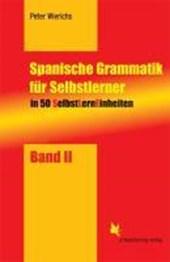 Spanische Grammatik für Selbstlerner