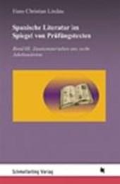 Spanische Literatur im Spiegel von Prüfungstexten