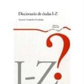Diccionario de dudas. I-Z