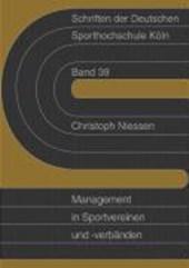 Sportmanagement in Sportvereinen und -verbänden