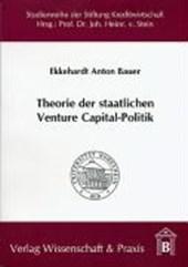Theorie der staatlichen Venture Capital-Politik