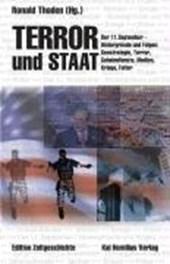 Terror und Staat. Der 11. September - Hintergründe und Folgen