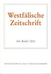 Westfälische Zeitschrift 163. Band