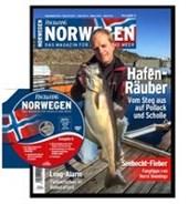 FISCH & FANG Sonderheft Nr. 36: Norwegen Magazin Nr. 6 + DVD